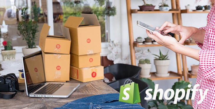 How to sell online with Shopify